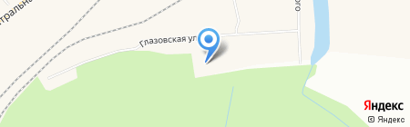 Колор-Центр на карте Уфы