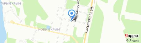 Яlta на карте Перми