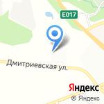 База №1 на карте Михайловки