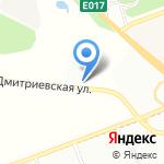 АкваСити на карте Михайловки