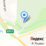 Южное кладбище на карте Михайловки