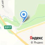 Камнеград-Уфа на карте Михайловки