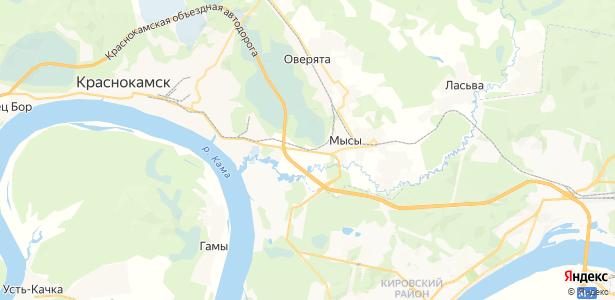 Никитино на карте
