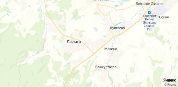 Косотуриха на карте