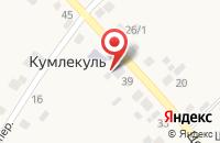 Схема проезда до компании Карлугач в Красном Яре