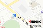 Схема проезда до компании Ярмарка в Михайловке