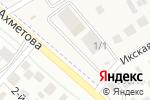 Схема проезда до компании Оникс в Михайловке