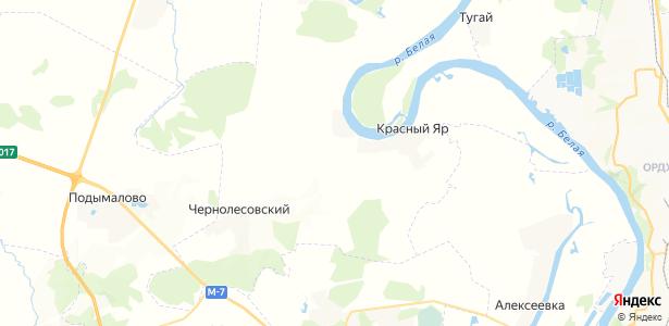 Опытное Хозяйство на карте