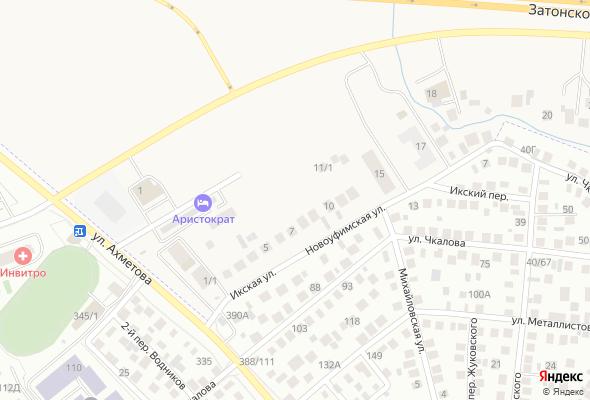 продажа квартир Новоуфимский