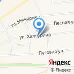 Мастер Холод на карте Булгаково