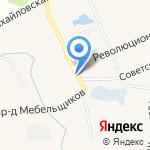Qiwi на карте Михайловки