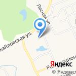 Оптовая компания на карте Михайловки