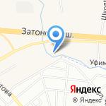 АМ на карте Михайловки
