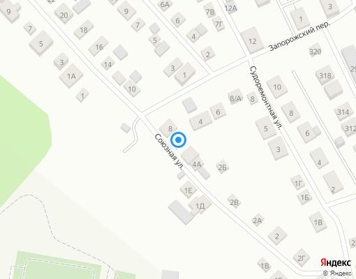 Управляющая компания «СТС» на карте Уфы