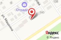 Схема проезда до компании Малоэтажное строительство в Загородном
