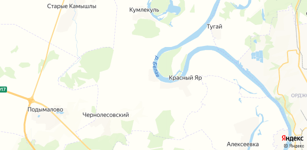 Горново на карте