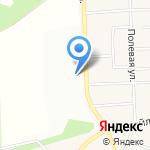 Строймонтажснаб на карте Михайловки