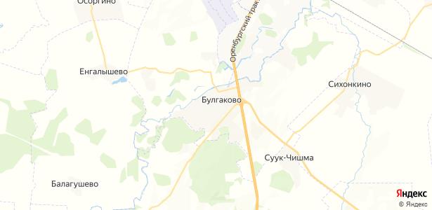 Булгаково на карте