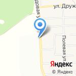 ГазТехСервис на карте Михайловки