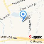 Детская школа искусств на карте Михайловки
