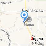 АСР-БЕТОН на карте Булгаково