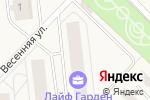 Схема проезда до компании Зубово Life GARDEN в Зубово