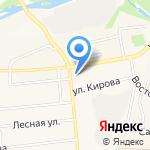 НПС на карте Булгаково
