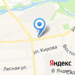 Полушка на карте Булгаково