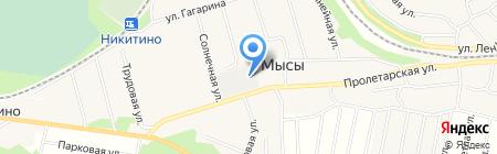 Композит Групп на карте Хухрят