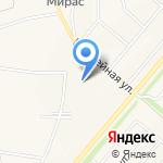 Новобулгаково на карте Булгаково