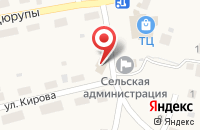 Схема проезда до компании Салон праздничного оформления в Булгаково
