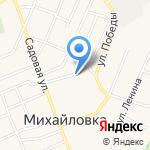Нефтехимпромсервис на карте Михайловки