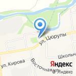 Магазин цветов на карте Булгаково