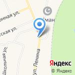 Формула на карте Михайловки
