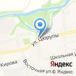 ГазТехник на карте Булгаково
