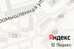 Схема проезда до компании Магнат в Михайловке