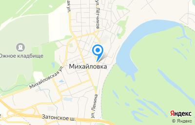 Местоположение на карте пункта техосмотра по адресу Респ Башкортостан, Уфимский р-н, с Михайловка, ул Промышленная, д 5