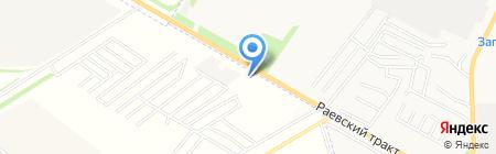 Аура-Техно на карте Стерлитамака