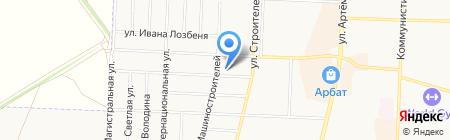 Автосервис по ремонту ГАЗель на карте Стерлитамака