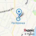 Пятерочка на карте Михайловки