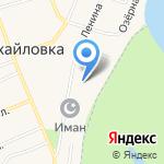 S-Аrt на карте Михайловки