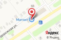 Схема проезда до компании Главпифмагъ в Новой Отрадовке