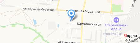 Аккредитация-Центр на карте Стерлитамака