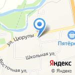Салон на карте Булгаково