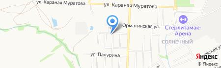 Юридическое бюро на карте Стерлитамака