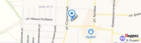 NU SKIN на карте Стерлитамака