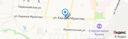 От А до Я на карте Стерлитамака
