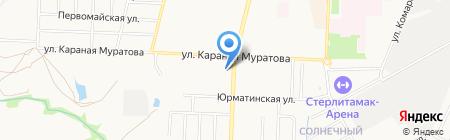 ГастрономЪ на карте Стерлитамака