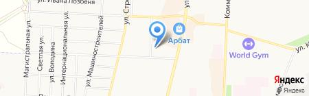 ПИВНАЯ СКВАЖИНА на карте Стерлитамака