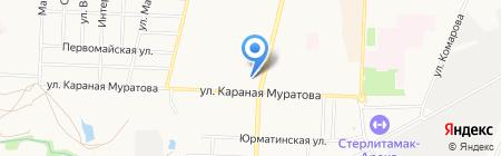 Миг на карте Стерлитамака